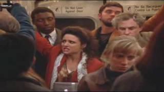 Seinfeld's Elaine dances to ABBA