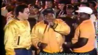 The Fat Boys Human Beat Box New York Hot Tracks 1984