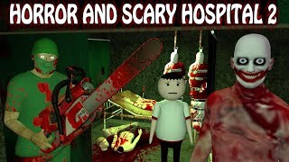 Horror Hospital 2 - Doctor VS Patient ( ANIMATED IN HINDI ) MAKE JOKE HORROR