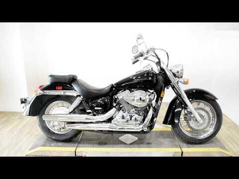 2008 Honda Shadow Aero® in Wauconda, Illinois - Video 1