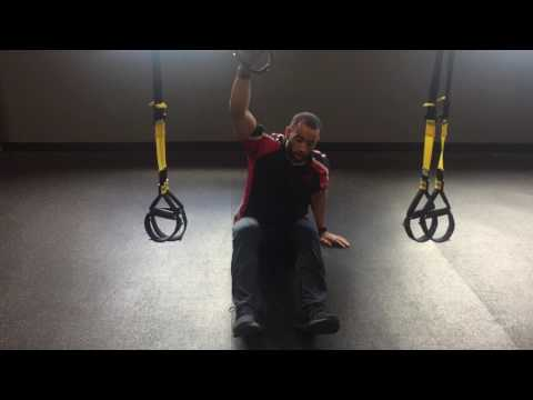 TRX Suspended Chin-Up