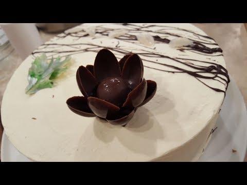 Arte en chocolate por Denisse Jeréz