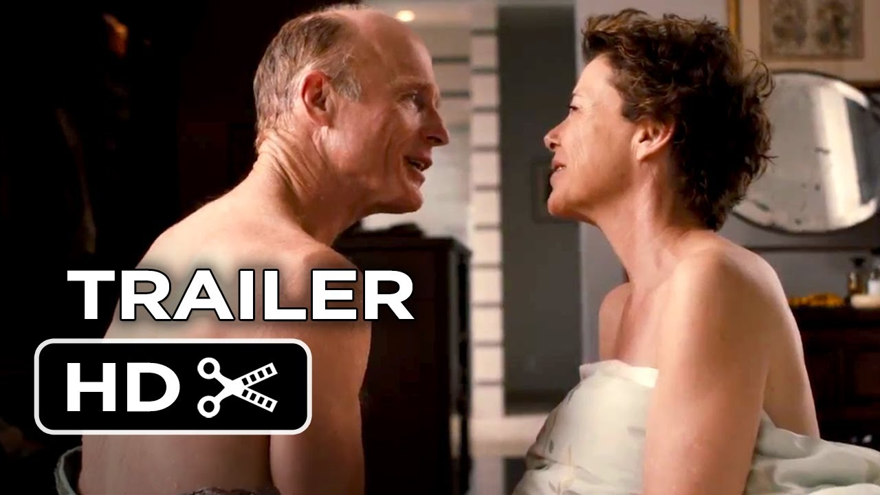 >The Face Of Love Official Trailer #1 (2014) - Ed Harris, Annette Bening Movie HD