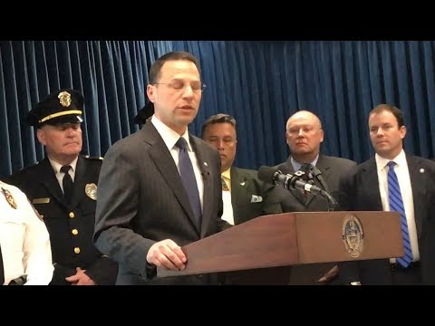 Live: Dioceses of Pennsylvania   Grand Jury Report on Catholic Church Priest Abuse Released