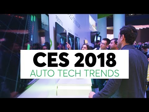 Auto Trends We Expect in 2018 | Consumer Reports