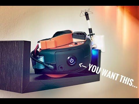 Aomway Commander Fatshark Mod & Heat Vision? - игровое видео