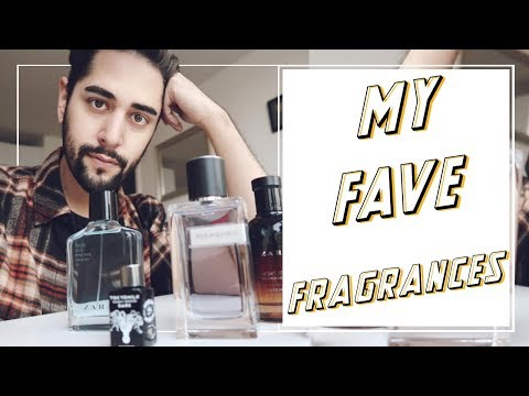My Favourite Fragrances – Fragrance / Cologne Review (Budget/ Drugstore + High End) ✖ James Welsh