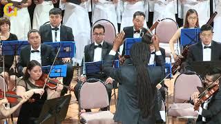 大型交响乐-和平音乐会之二《我的祖国》