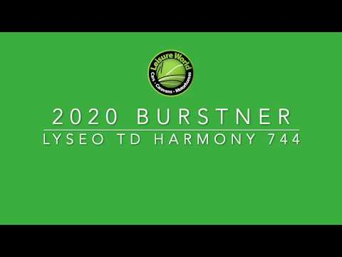 Burstner Lyseo TD Harmony 744 Video Thummb