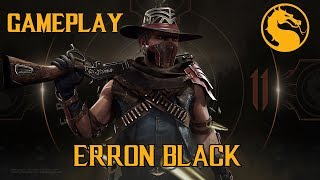 mortal kombat 11 erron black voice actor - Kênh video giải