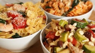 3 Great Pasta Dishes