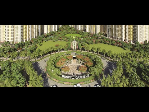 3D Tour of Runwal Gardens