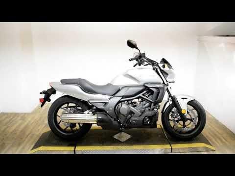 2015 Honda CTX®700N DCT ABS in Wauconda, Illinois - Video 1