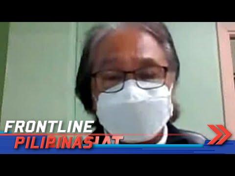 [News5]  Face shields, puwedeng tanggalin sa outdoor areas — health official
