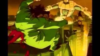 Kakyoin's Death (OVA) + Stardust Crusaders OST