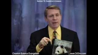 The Kent Hovind Creation Seminar (7a of 7): Questions & Answers