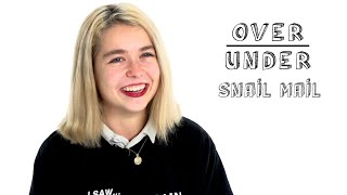 Snail Mail Rates Gritty, Escargot, And Lil Xan | OverUnder
