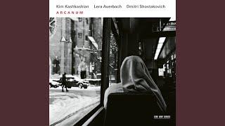 Shostakovich: Twenty-Four Preludes, Op.34 - Arr. For Viola And Piano - No.1 In C Major - Moderato