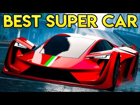 GTA Online: Pegassi Tezeract Review - THE NEW BEST & FASTEST SUPER CAR (Should You Buy)