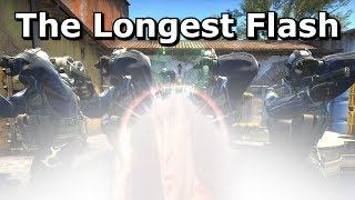 CS:GO - The Longest Flash