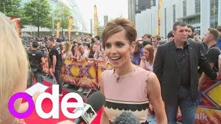 CHERYL: 'New tattoo' and fellow X Factor judges