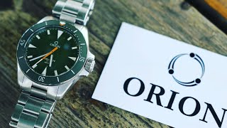 Orion Calamity Dive Watch Prototype: Worth It? By 555 Gear