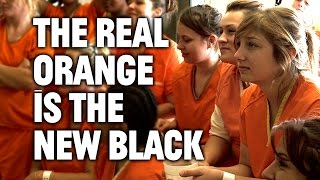 Life Inside a California Women's Prison: The Real Orange is the New Black