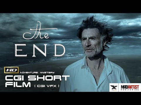 "Live Action CGI VFX Animated Short ""THE END"" Mysterious Film by ArtFx"