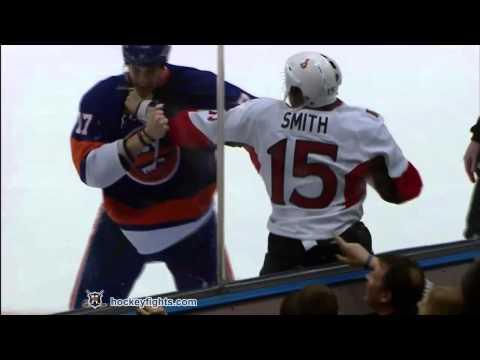 Zack Smith vs Matt Martin