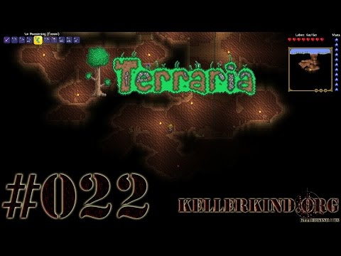 Terraria #22 – Sandburgen in der Wüste ★ Let's Play Terraria [HD|60FPS]
