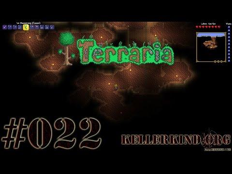 Terraria #22 – Sandburgen in der Wüste ★ Let's Play Terraria [HD 60FPS]