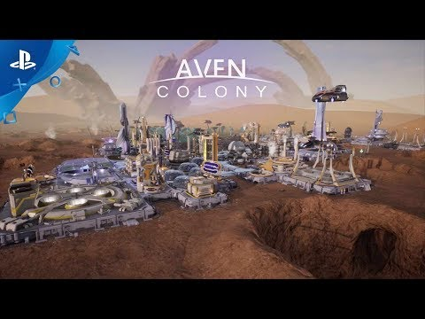 Aven Colony - Launch Trailer | PS4 thumbnail