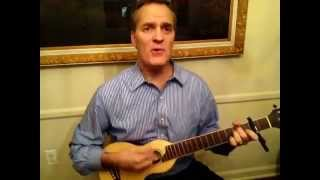 THE LAST NAIL--Dan Fogelberg cover acoustic guitar version only