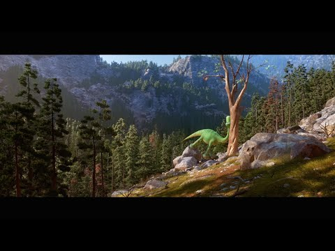 The Good Dinosaur (Clip 'Monday Bites')