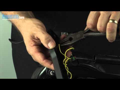 Powakaddy Golf Trolley - Handle Replacement Guide