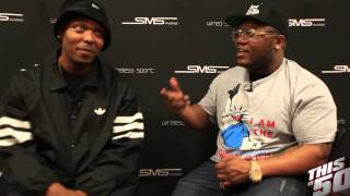 Kobe on Working With Eminem; 50 Cent; Placements; Sings Acapella