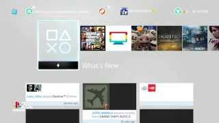 PlayStation 20th Anniversary PS4 Theme