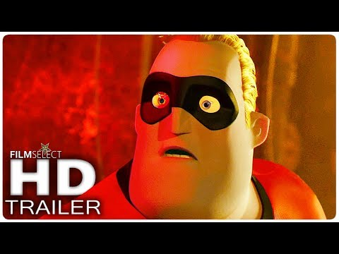 Elastigirl springs into action to save the day, while Mr Incredible faces his greatest challenge yet - taking care of the problems of his three children.