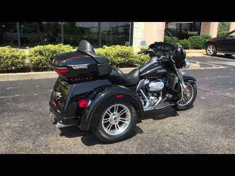 2017 Harley-Davidson Tri Glide® Ultra in North Canton, Ohio - Video 1