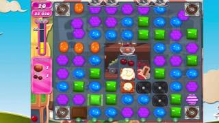 Candy Crush Saga Level 772 No Booster 3*  Popcorn Level!