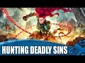 Darksiders III - Seven Davely Sins