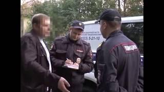будни сотрудников патрульно-постовой службы