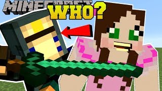 Minecraft: GUESS WHO