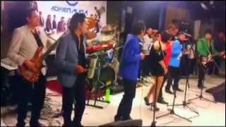 VIDEO: MALA MUJER - EXITO 2013 (en vivo VIBRACIONES)