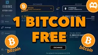 How I Make $7531 BITCOIN Automatic Per Day Free (No Work) | Earn 1 BTC in 1 Day