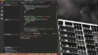debugging javascript in visual studio code - Thủ thuật máy tính