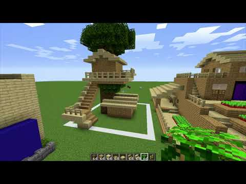 City (Buildings by TSMC Minecraft) Minecraft Map