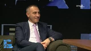 Natën me Fatmir Spahiun - Artan Grubi, Erëza Qerkini, Durim Tahirukaj 21.10.2020