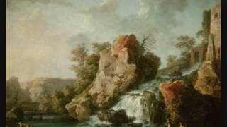 J.C. Bach - Keyboard Sonata with Flute Accompaniment Op. 16 No. 1 (1/2)
