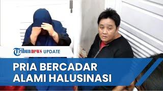 Pria Bercadar di Saf Wanita Masjid di Jambi Ternyata Alami Halusinasi, Diduga Gangguan Kejiwaan